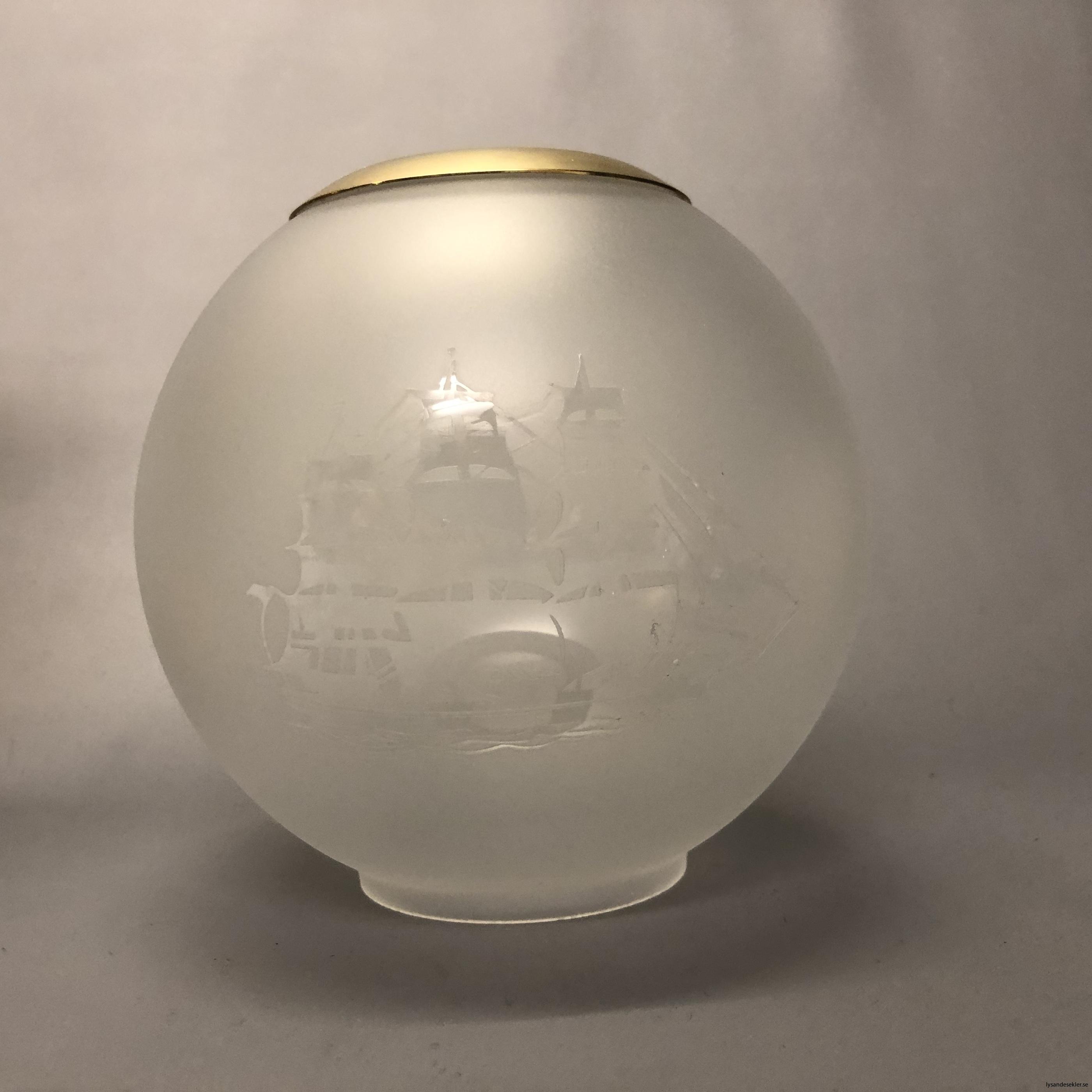 små klotkupor 135 mm till fotogenlampor dansk design12
