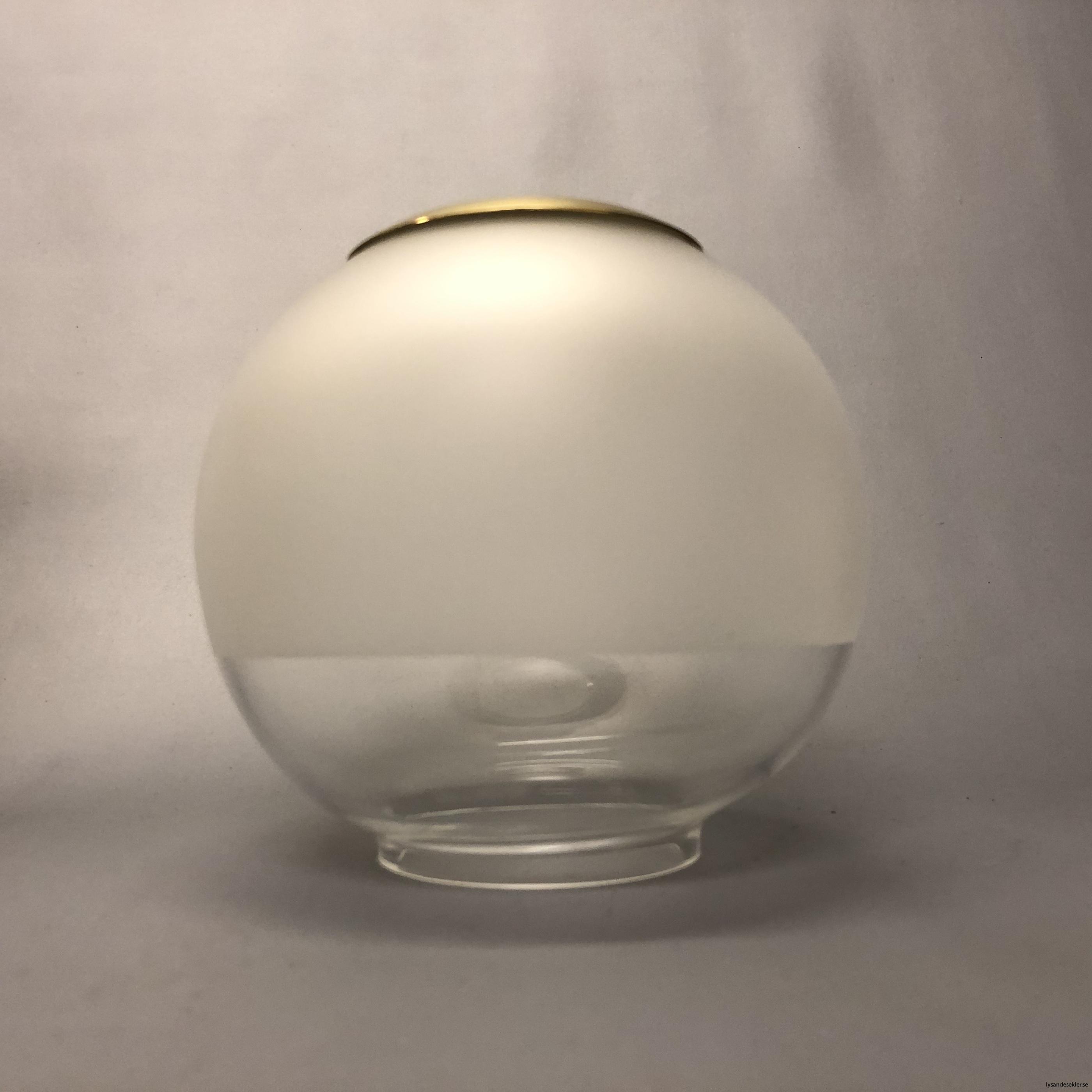 små klotkupor 135 mm till fotogenlampor dansk design18