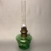 Bordslampa 10''' grön (äldre) - Grön bordslampa 10'''