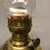 Holländsk mässingsfotogenlampa 20'''