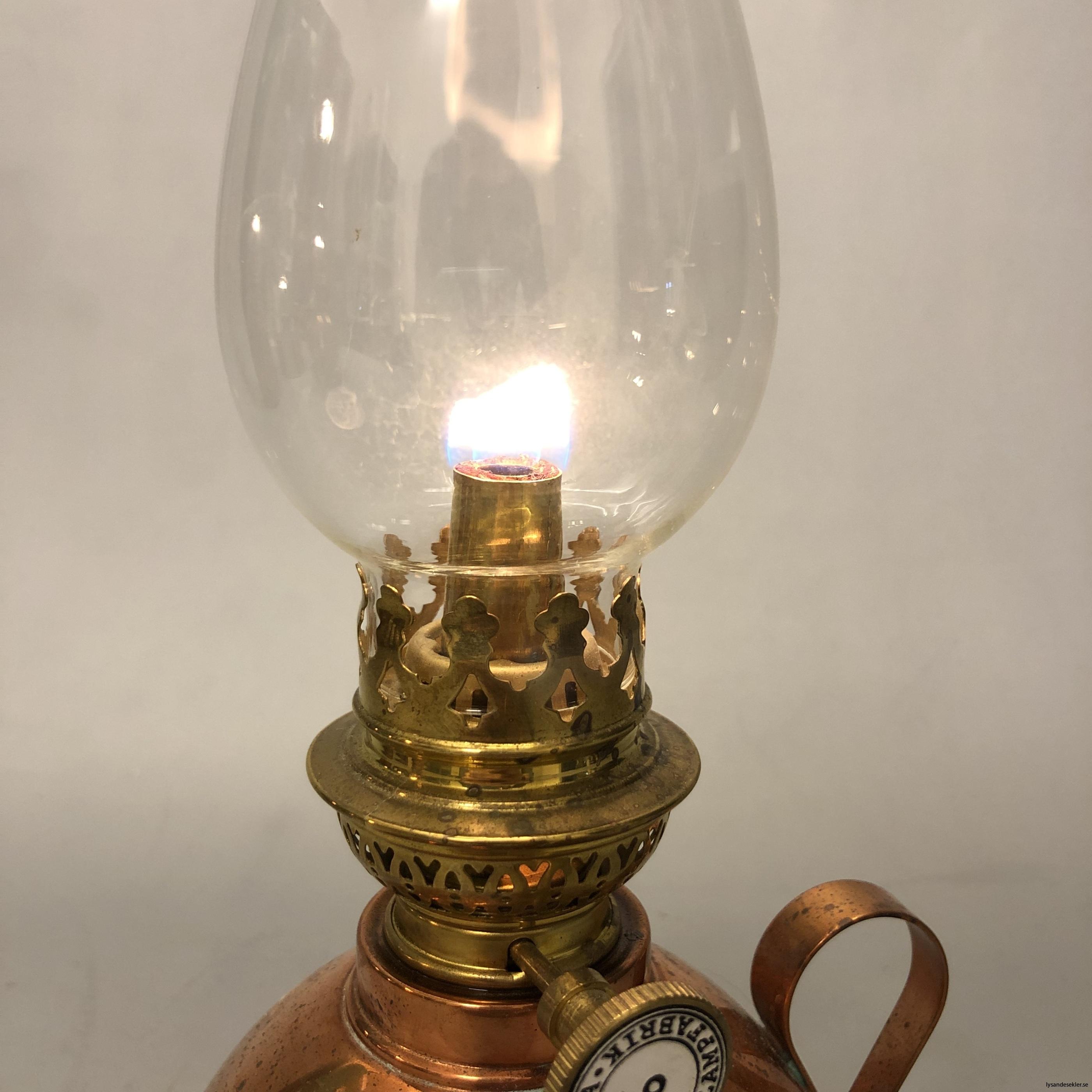 fotogenlampa oljelampa118
