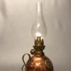 Bordslampa Nattlampan 6''' i koppar (äldre)