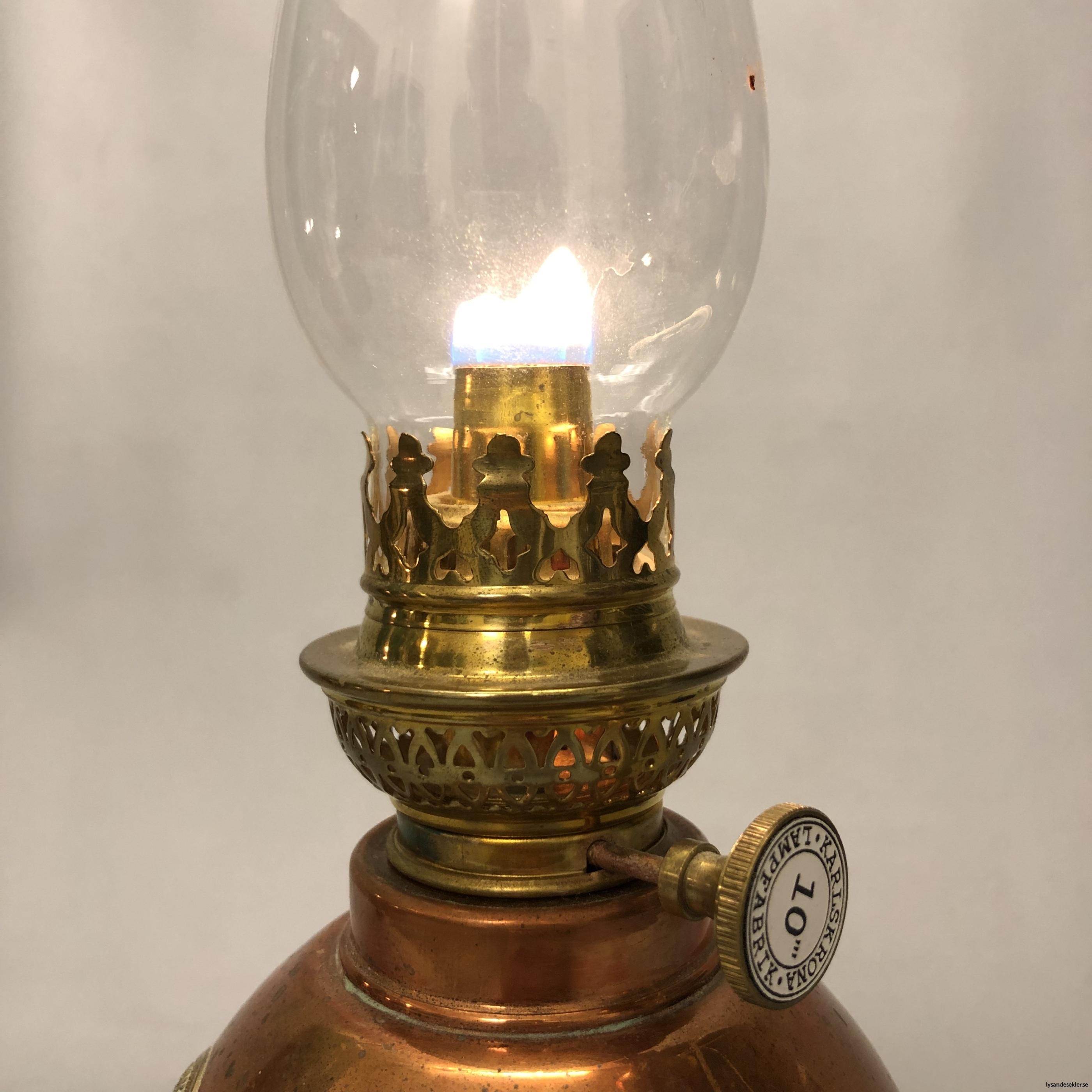 fotogenlampa oljelampa125