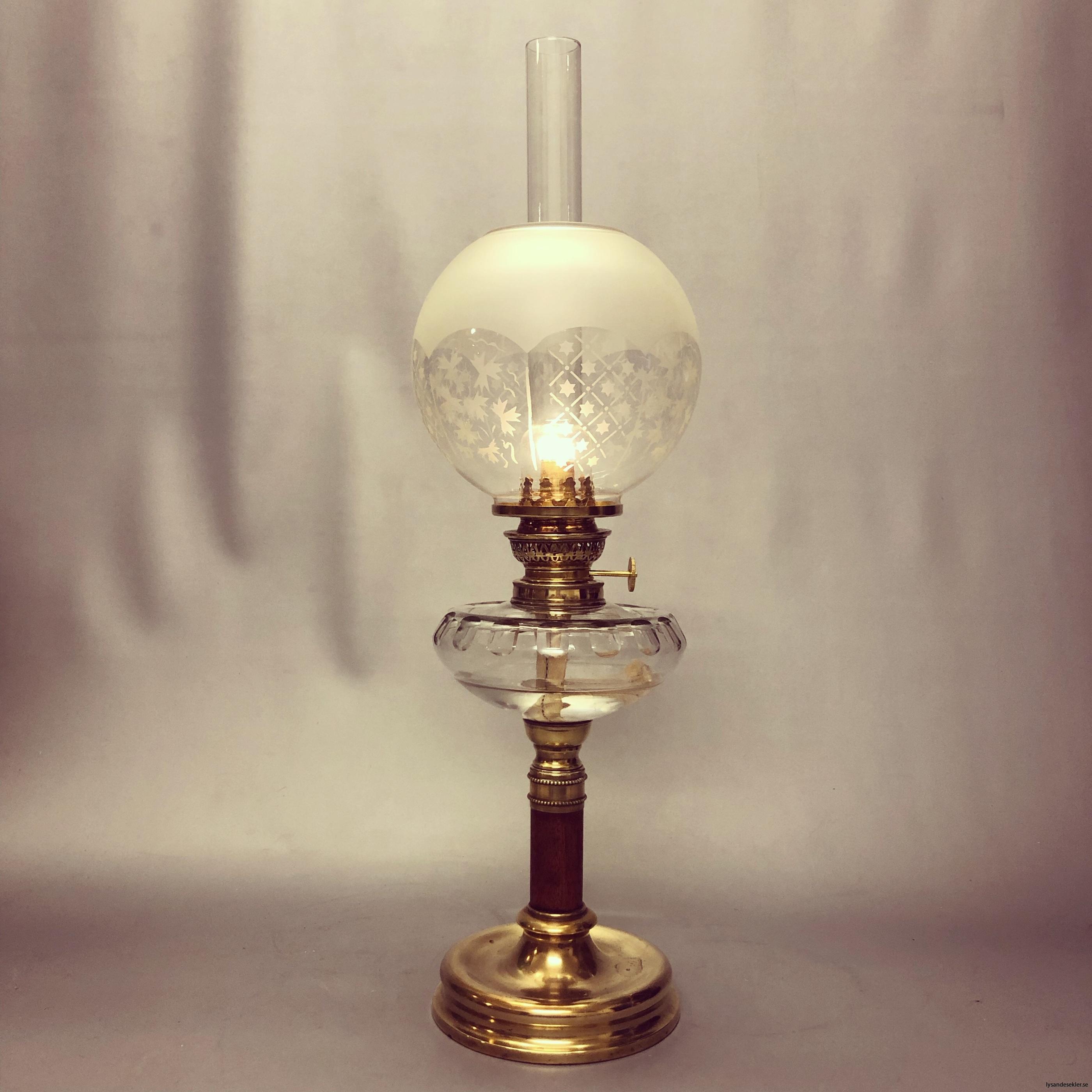 fotogenlampa lysande sekler fotogenlampor40