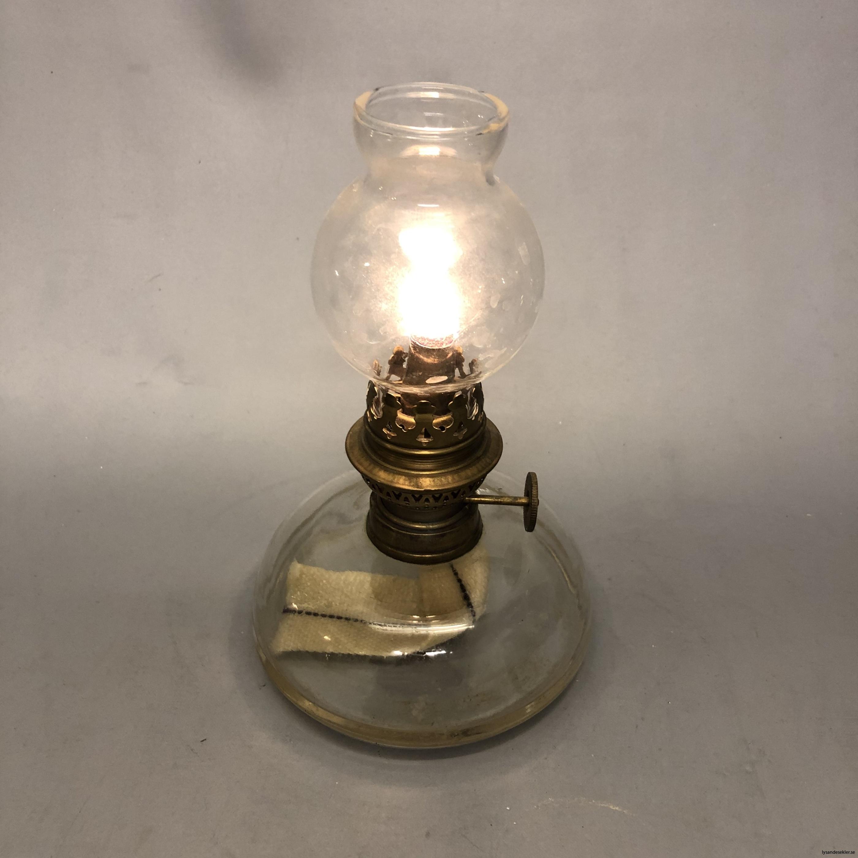 fotogenlampa fotogenlampor oljelampa lysande sekler lampverkstad17