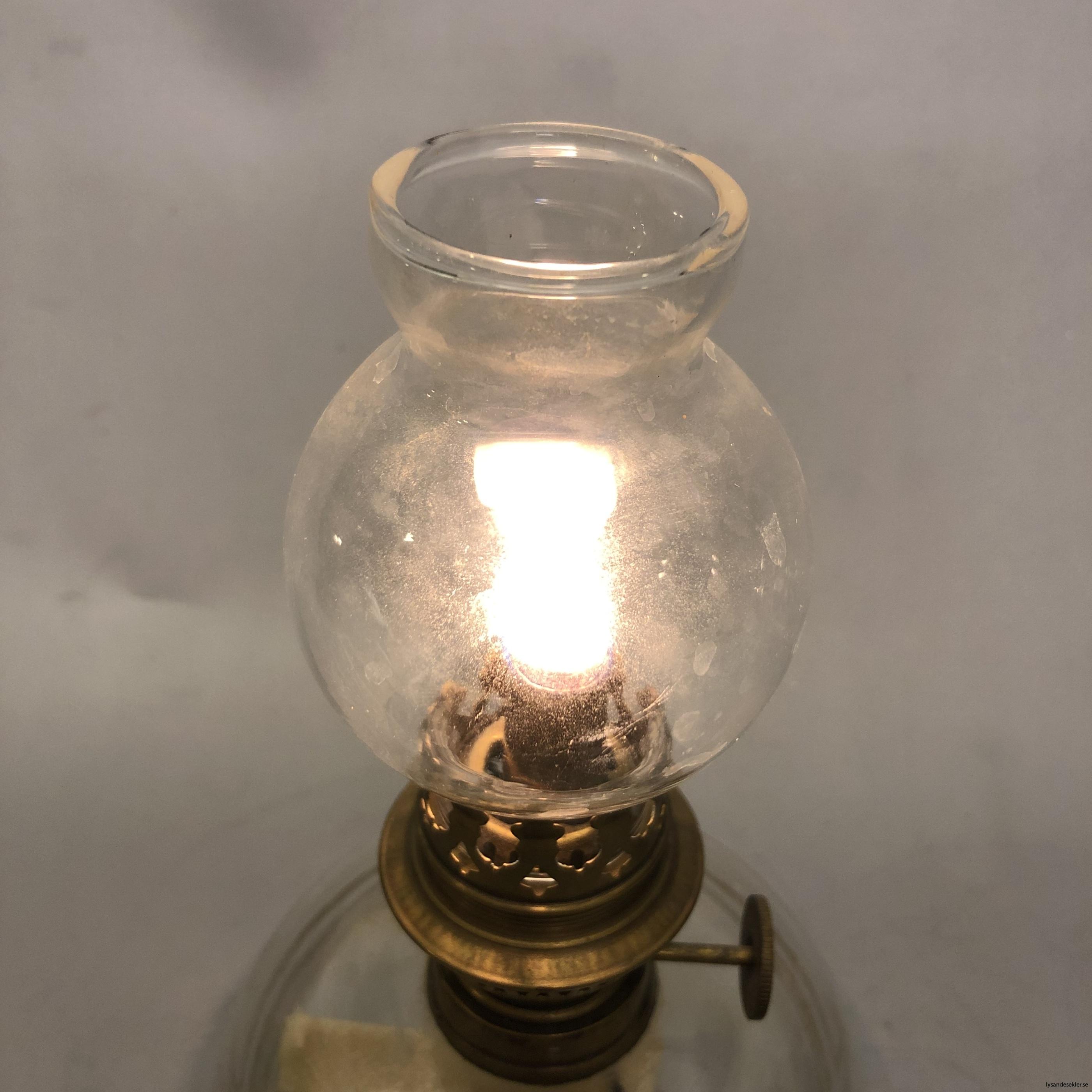 fotogenlampa fotogenlampor oljelampa lysande sekler lampverkstad19
