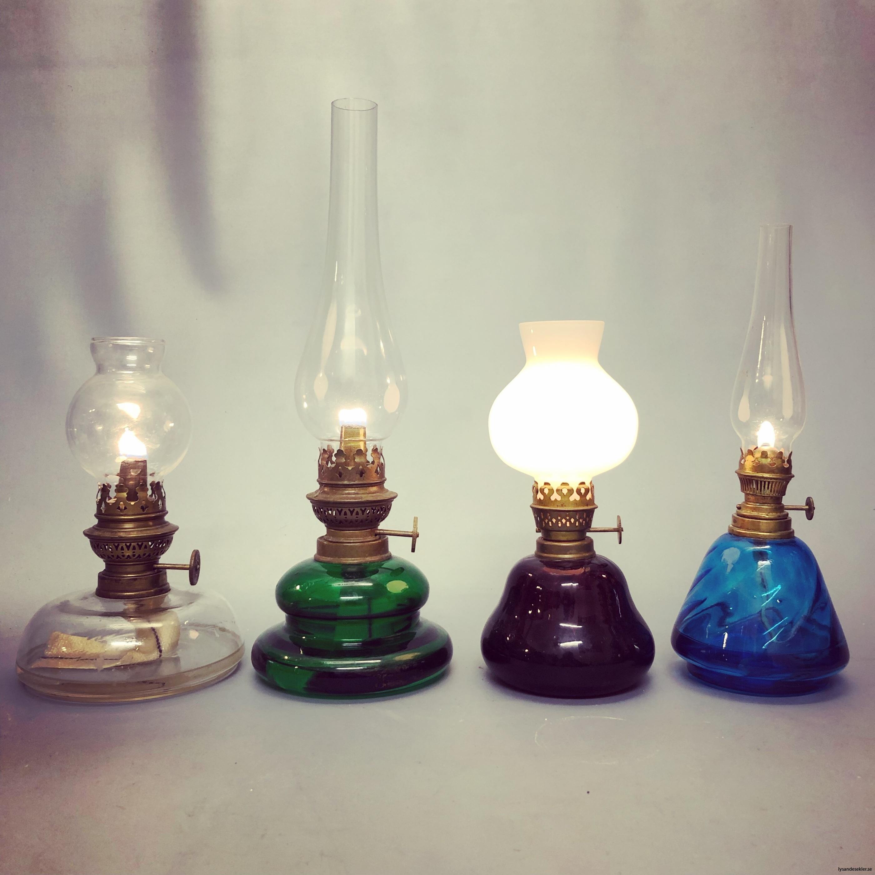 fotogenlampa fotogenlampor oljelampa lysande sekler lampverkstad1