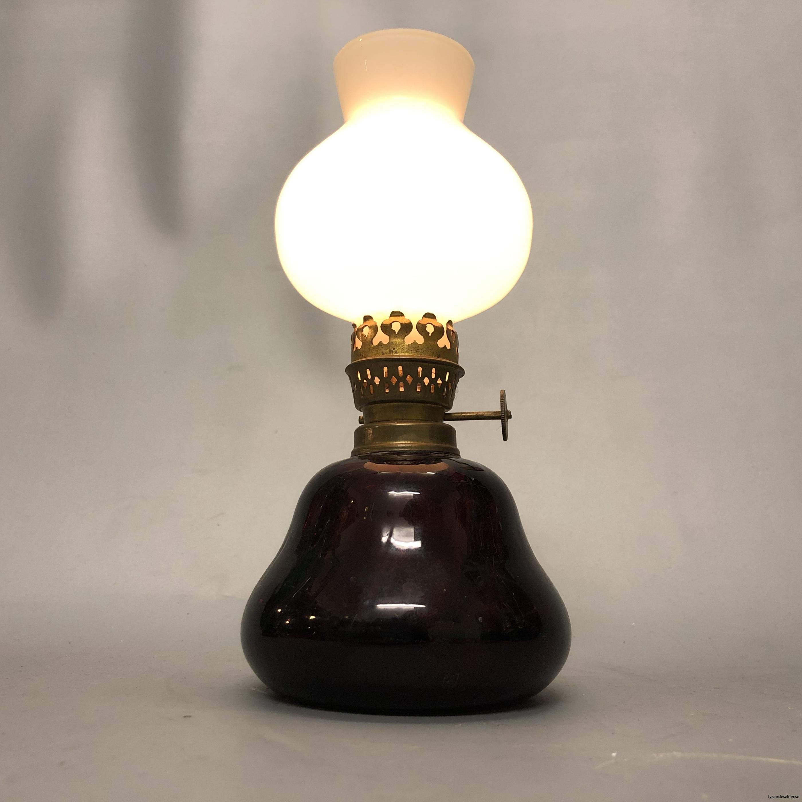 fotogenlampa fotogenlampor oljelampa lysande sekler lampverkstad12