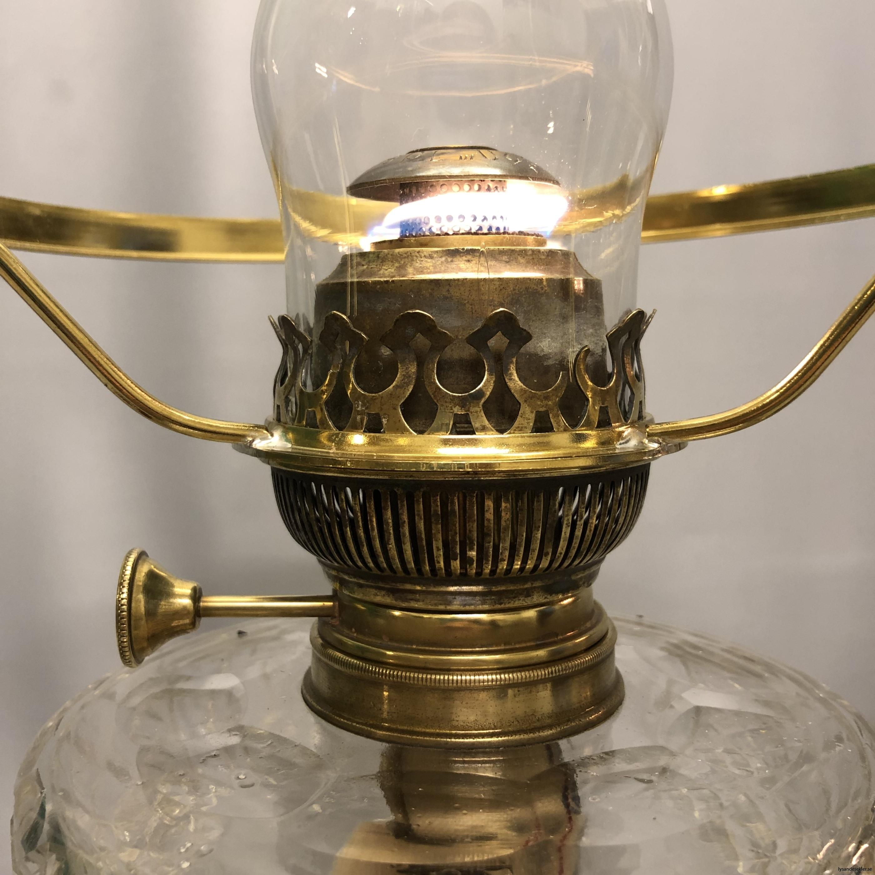 fotogenlampa fotogenlampor oljelampa lysande sekler lampverkstad35