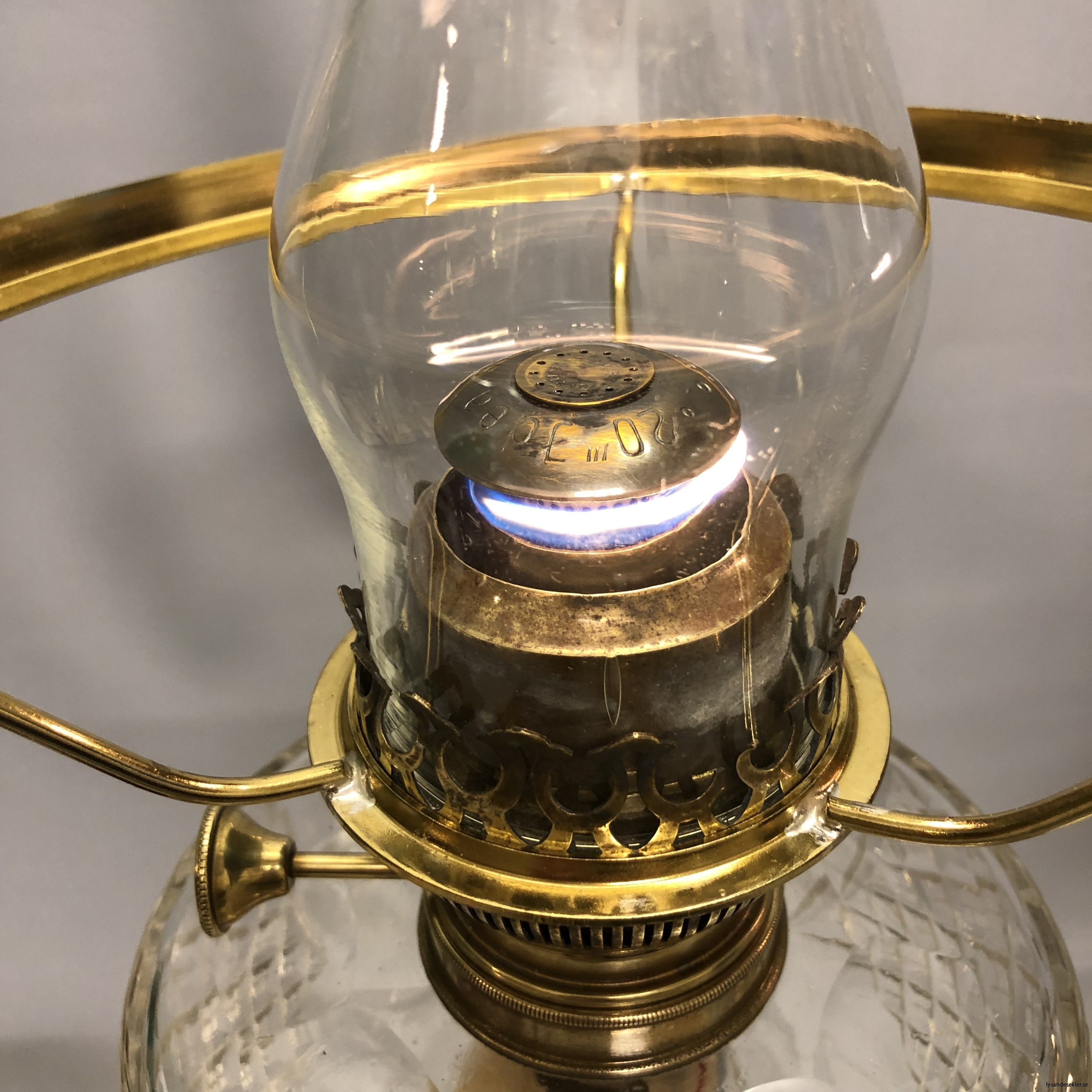 fotogenlampa fotogenlampor oljelampa lysande sekler lampverkstad34