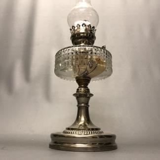 Lampa No 1549 från Arvid Böhlmarks Lampfabrik - 20''' fotogenlampa från Arvid Böhlmarks Lampfabrik