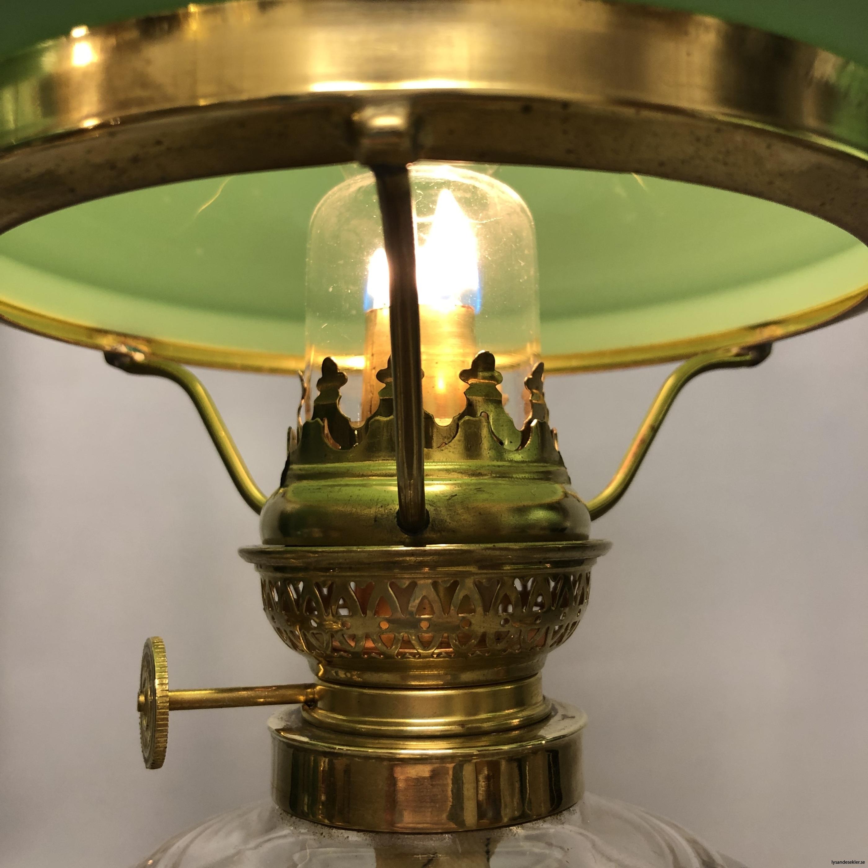 fotogenlampa fotogenlampor oljelampa lysande sekler lampverkstad62