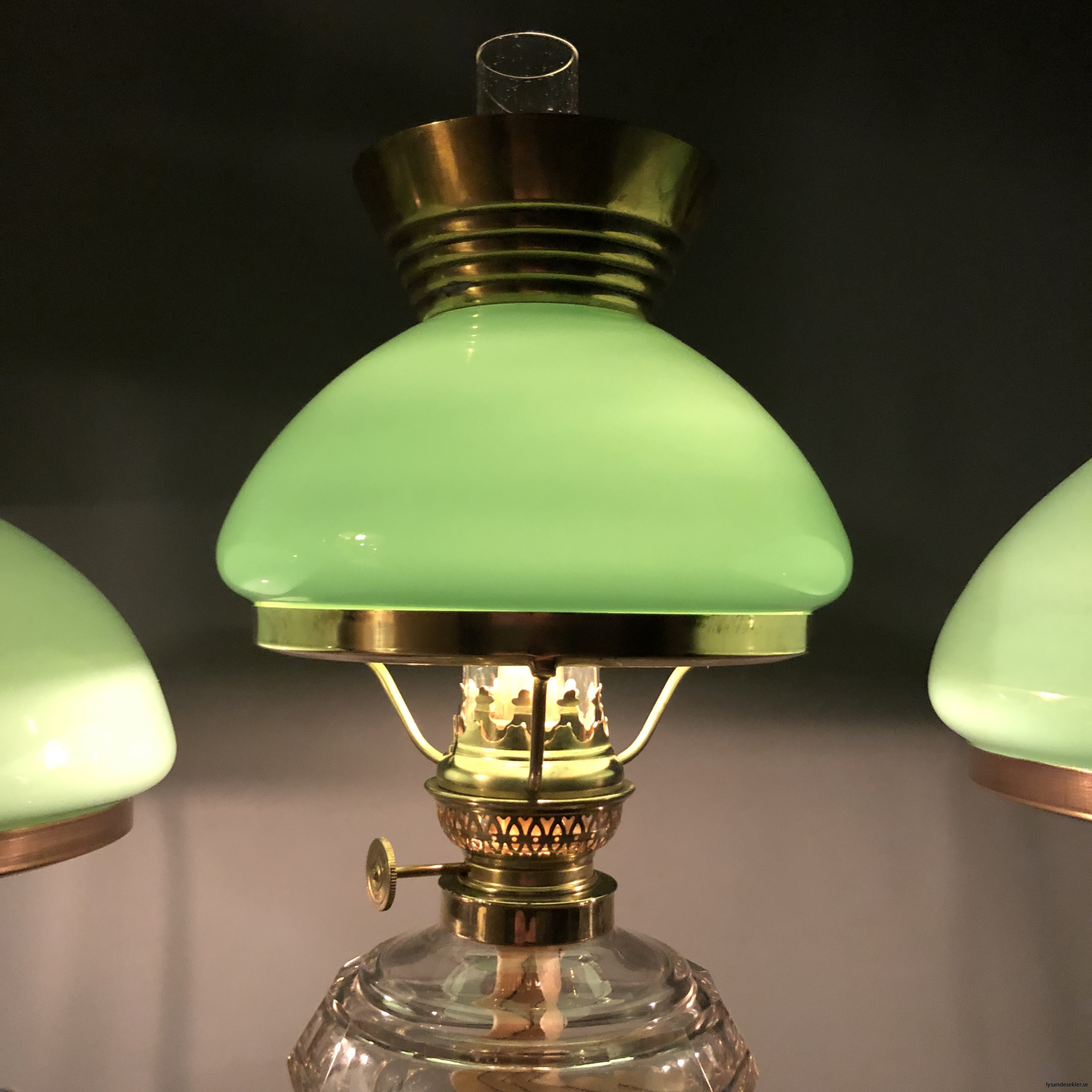 fotogenlampa fotogenlampor oljelampa lysande sekler lampverkstad50