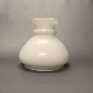 Vestaskärm opal - 110 mm (Skärm till fotogenlampa) - Vesta vit 110 mm