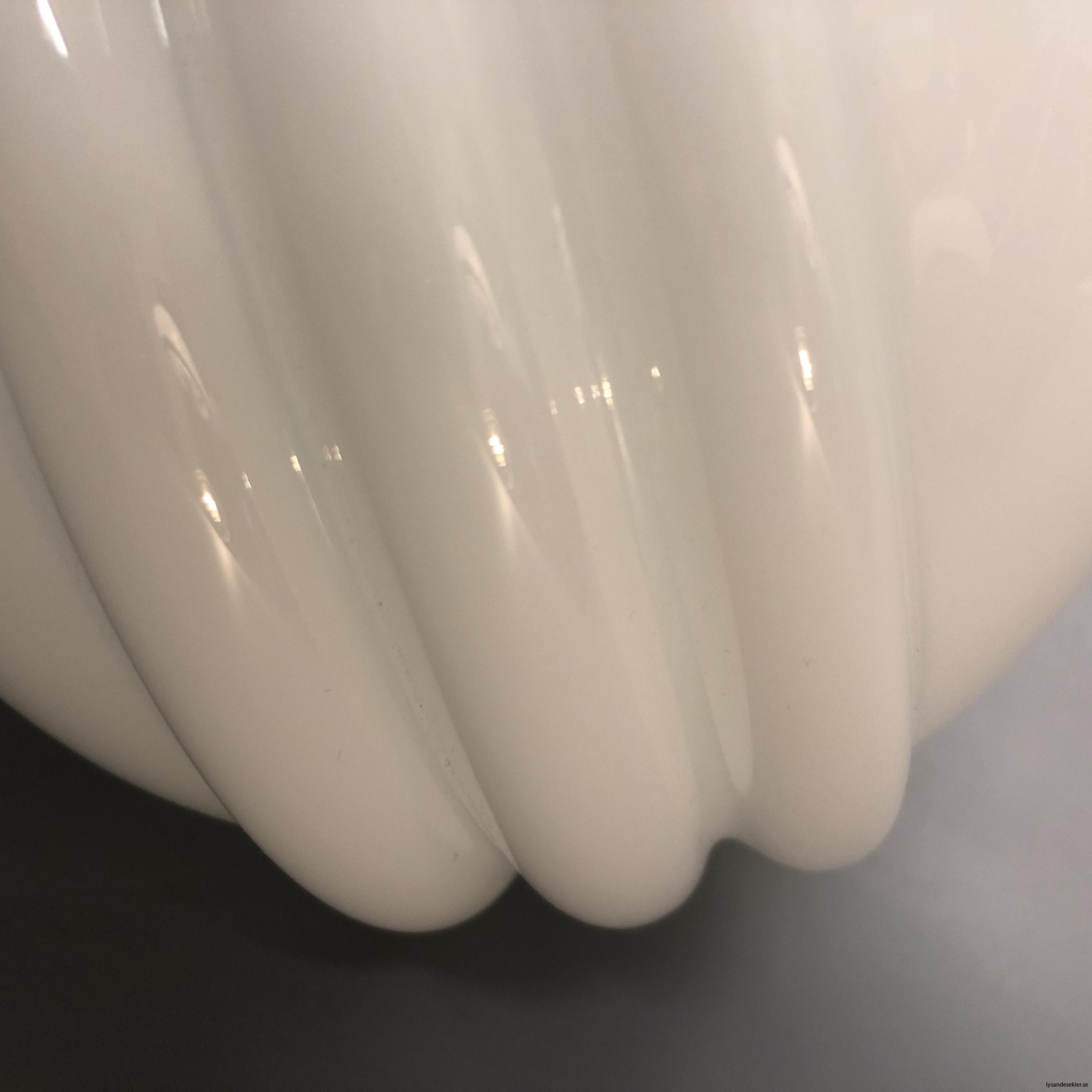 klotkupa klotkupor opalvit vit vita lampkupa klot klotform9