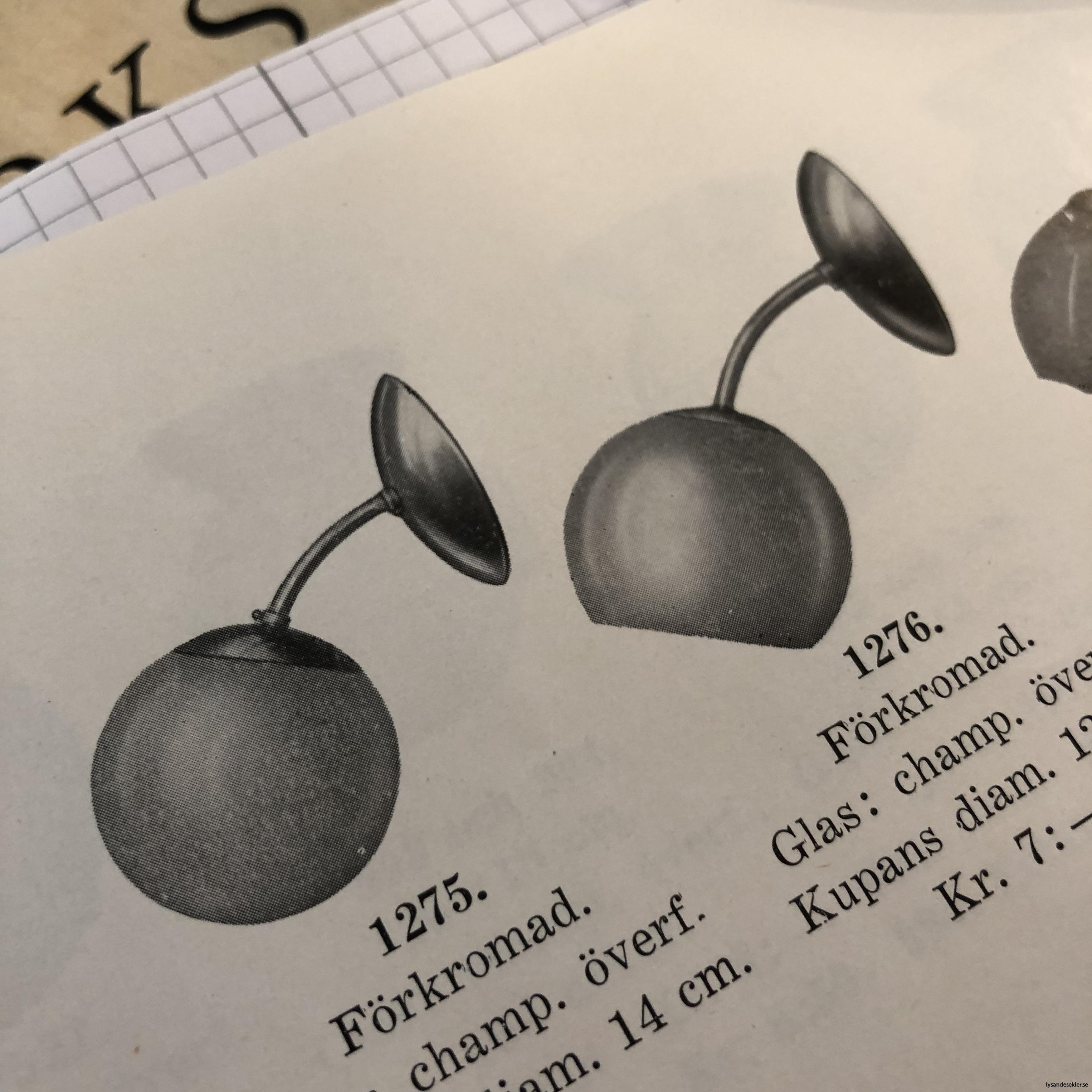 antika 30-tals armaturer lampor olika äldre5