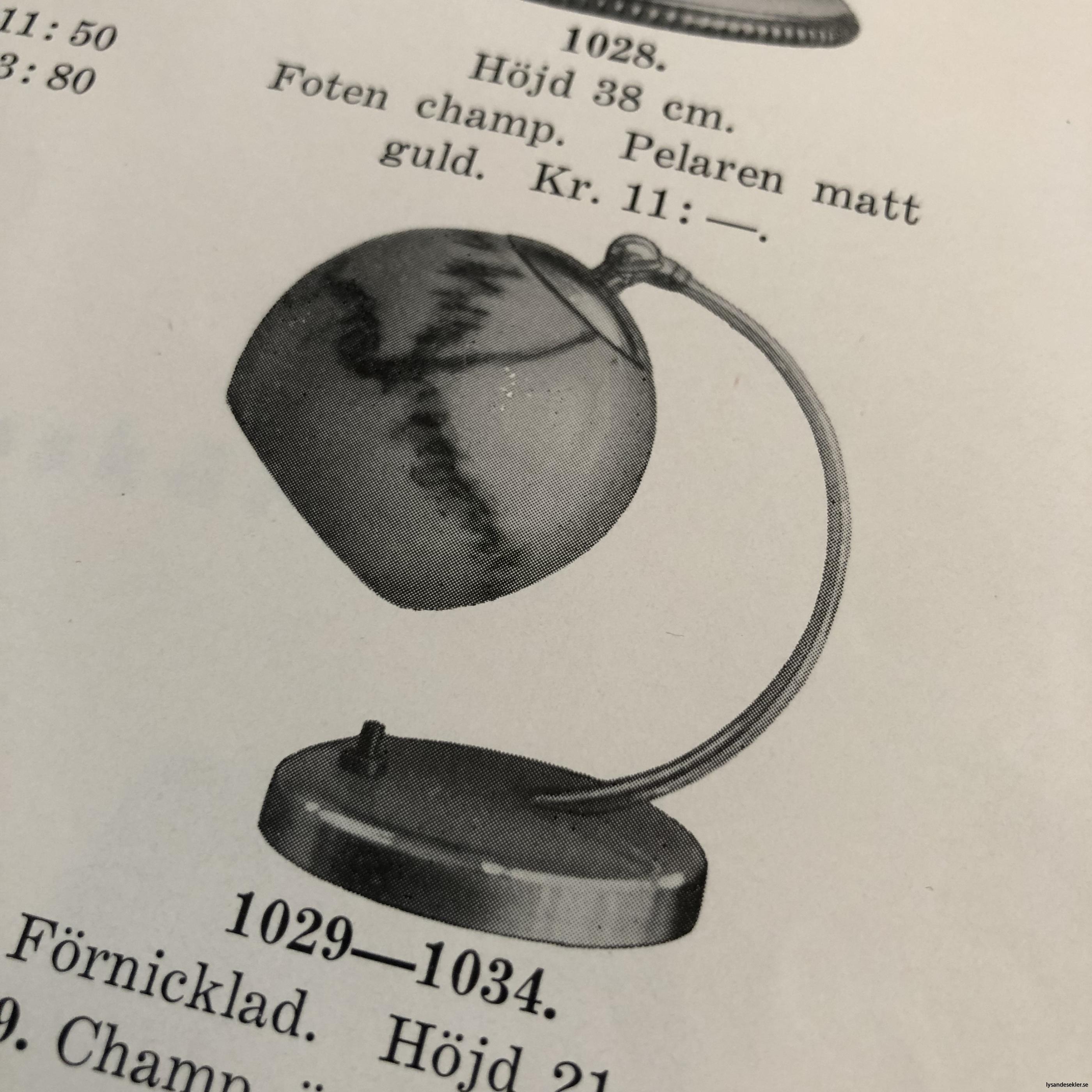 antika 30-tals armaturer lampor olika äldre8