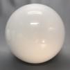 Klotkupa Ø 20 cm blank med 65 mm hål utan krage - Klotkupa BLANK med 65 mm hål - 25 cm i diam