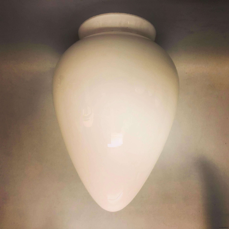droppformad opalvit kupa 80 mm krage2