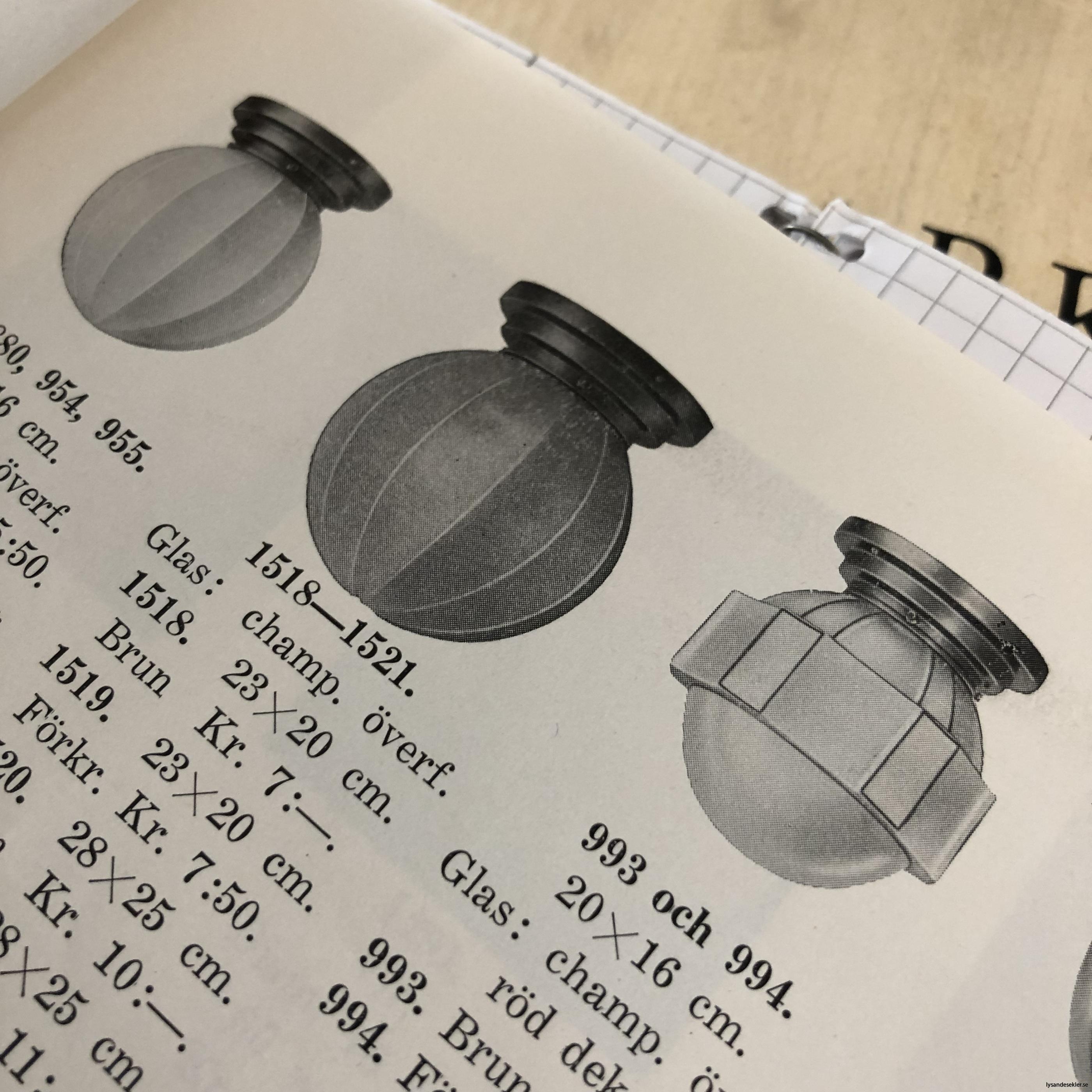 antika 30-tals armaturer lampor olika äldre4