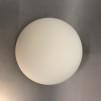 Klotkupa Ø 15 cm matt med 55 mm hål utan krage