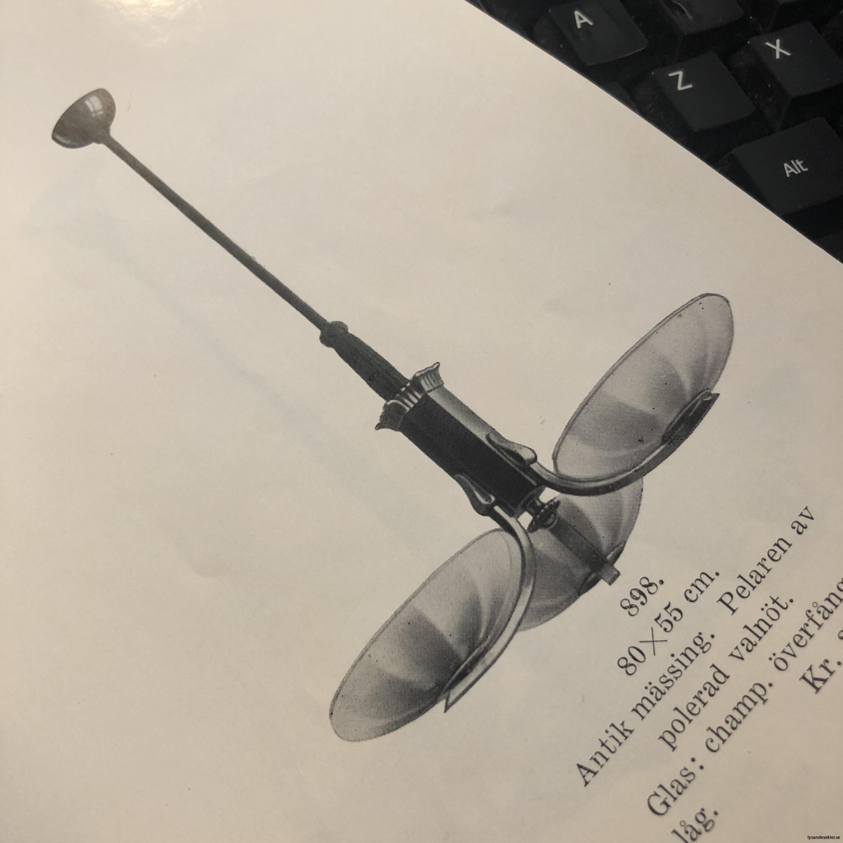 taklampor 30-tal takarmaturer hålskärmar1