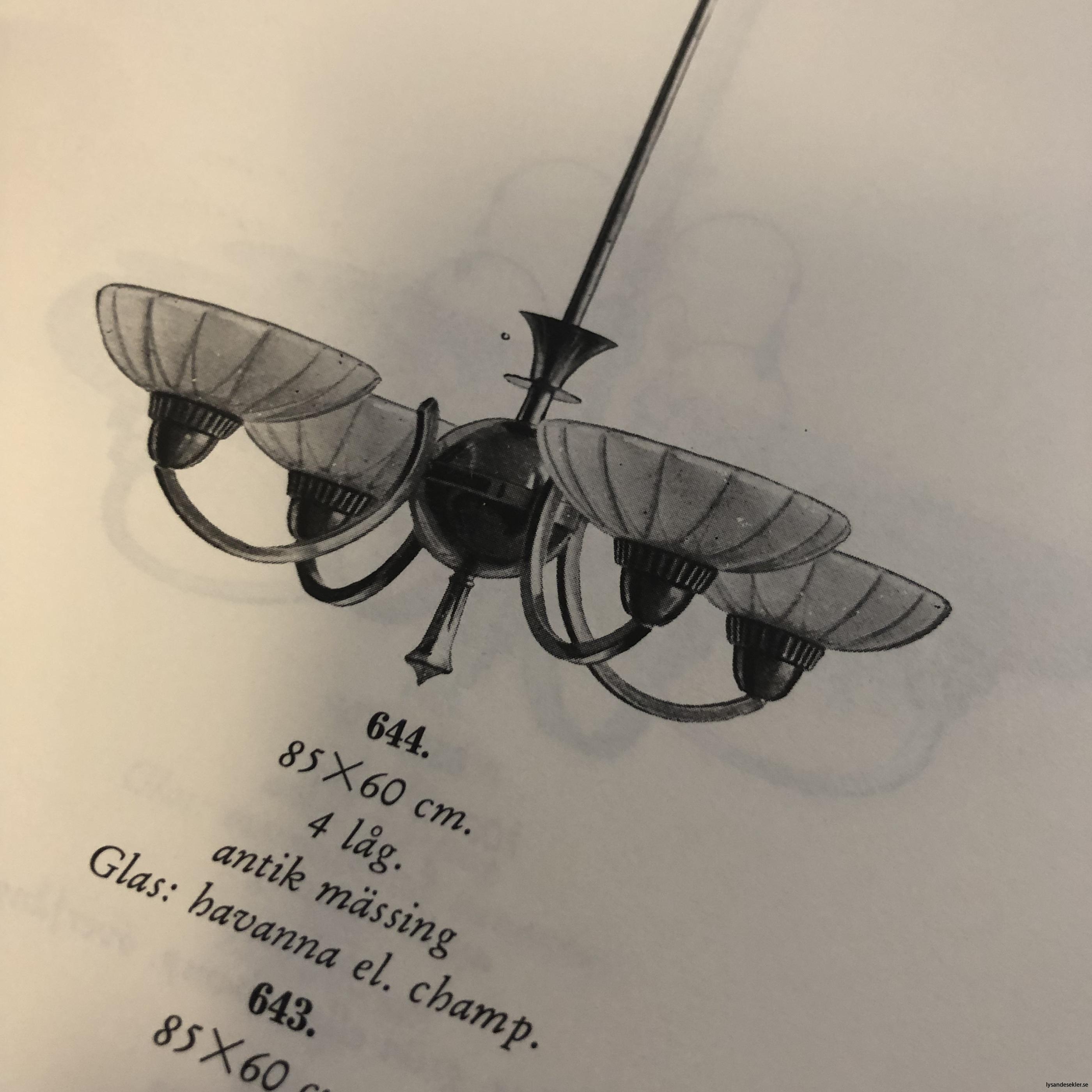 taklampor 30-tal takarmaturer hålskärmar2