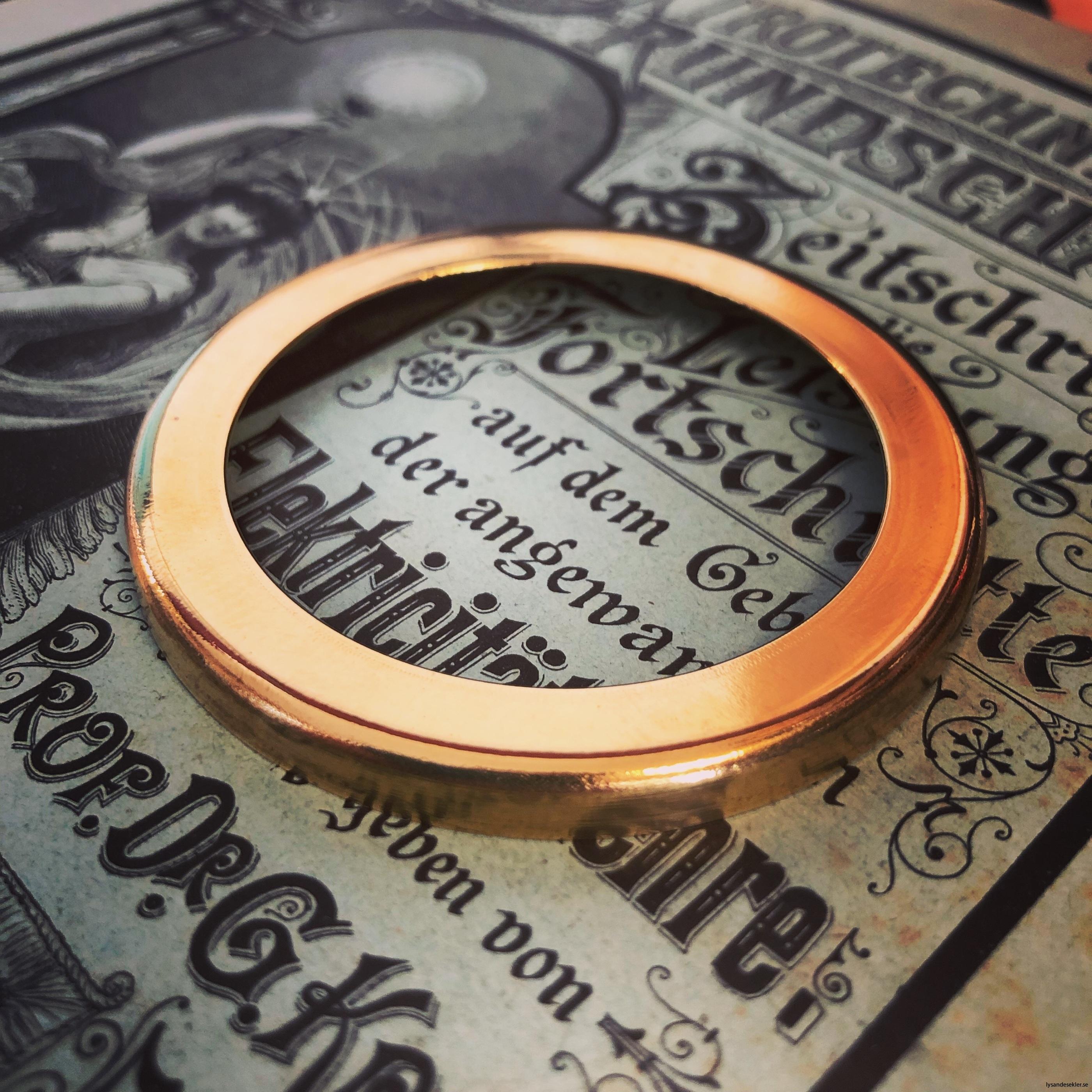 toppring mässing ring till skärmar 45-60 mm5