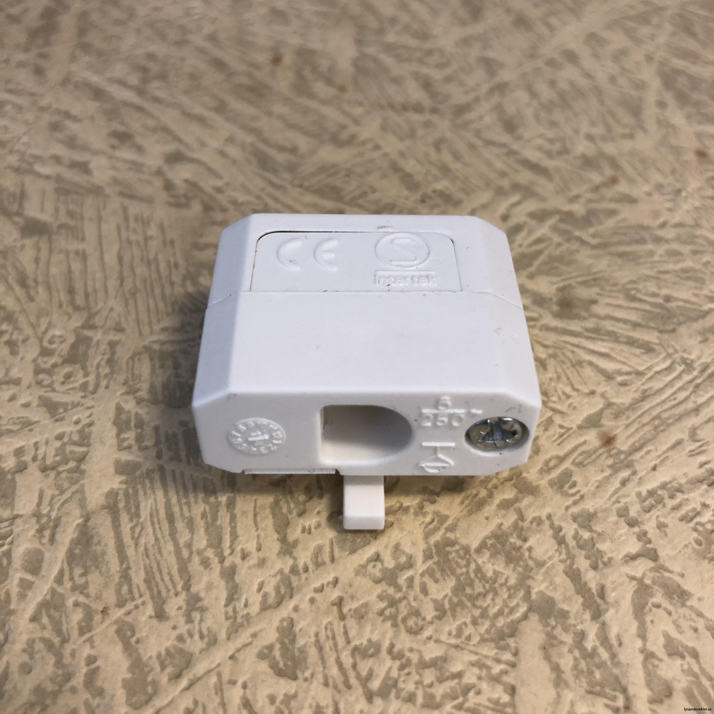 DCL kontakt dcl-kontakt för tak lampa3