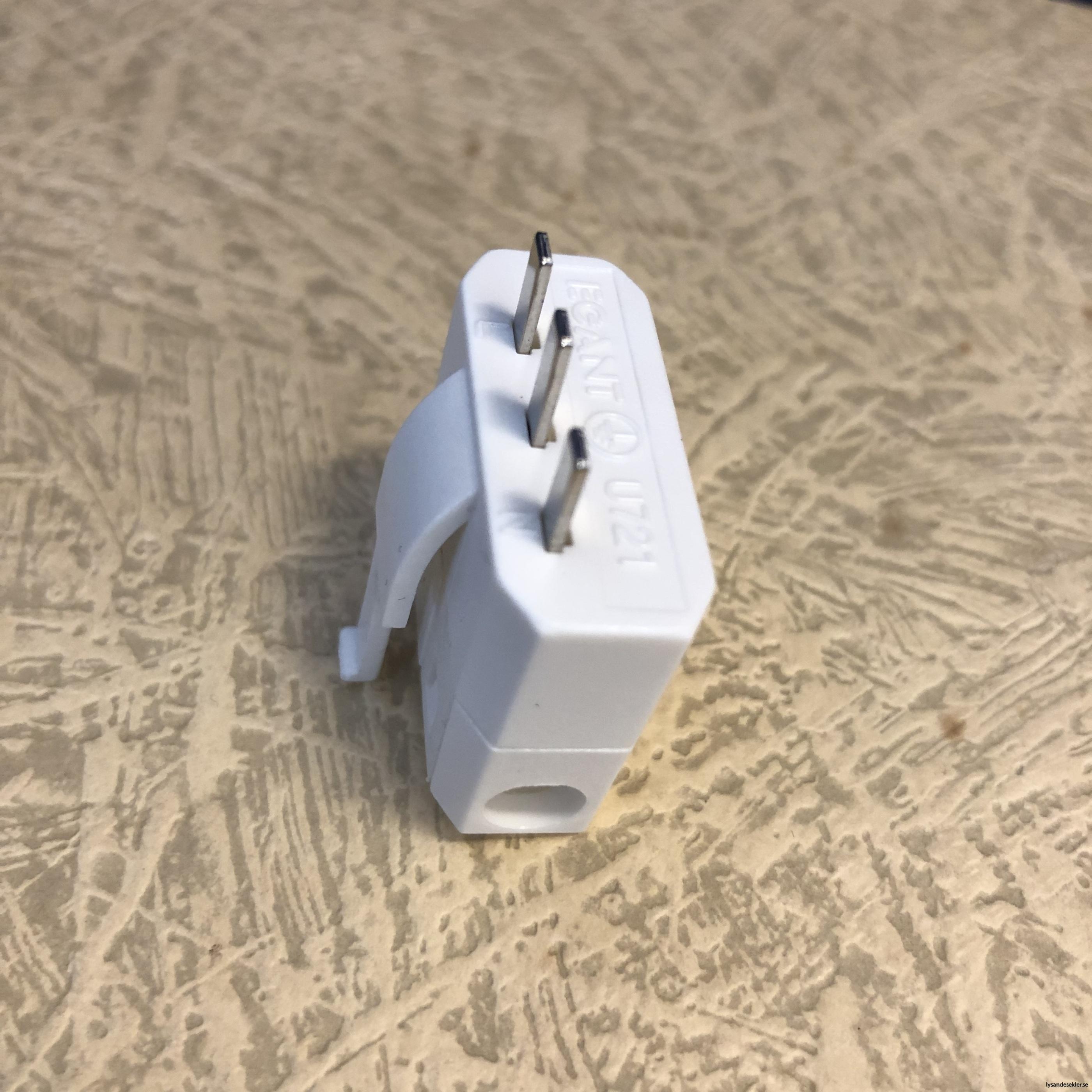 DCL kontakt dcl-kontakt för tak lampa5