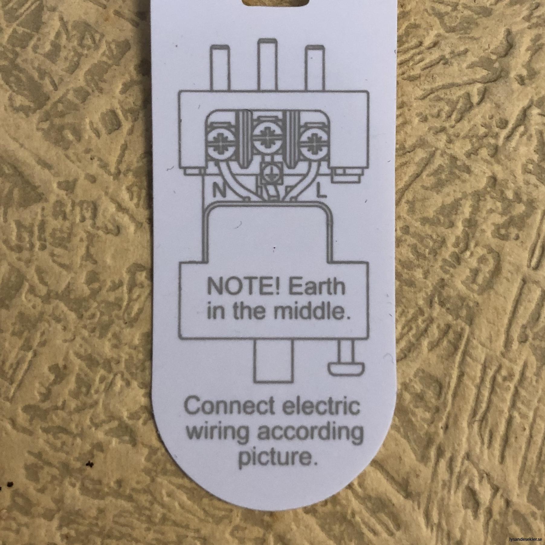 DCL kontakt dcl-kontakt för tak lampa6