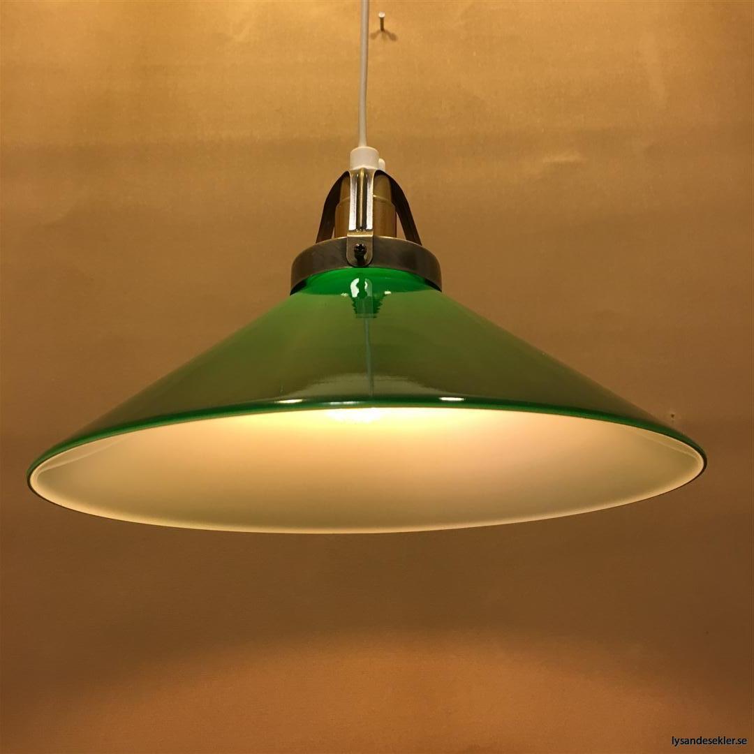 skomakarlampa grön