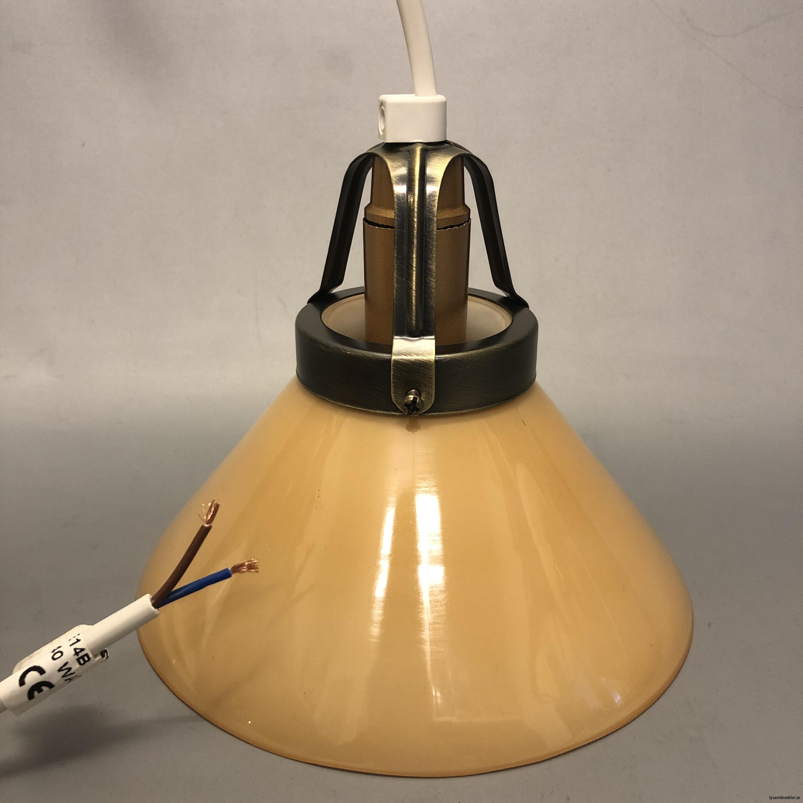 mörkare gul skomakarlampa5