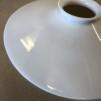 Antik platt skomakarskärm - 60 mm krage