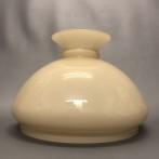 Vestaskärm vanilj - 190 mm (Skärm till fotogenlampa)