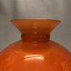 Vestaskärm orange - 190 mm (Skärm till fotogenlampa)