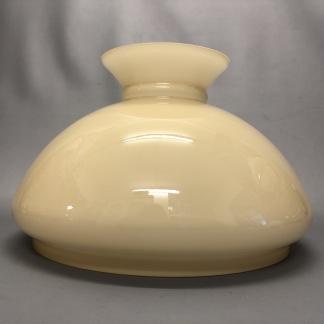 Vestaskärm vanilj - 235 mm (Skärm till fotogenlampa) - Vesta vanilj 235 mm