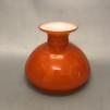 Vestaskärm orange - 155 mm (Skärm till fotogenlampa)
