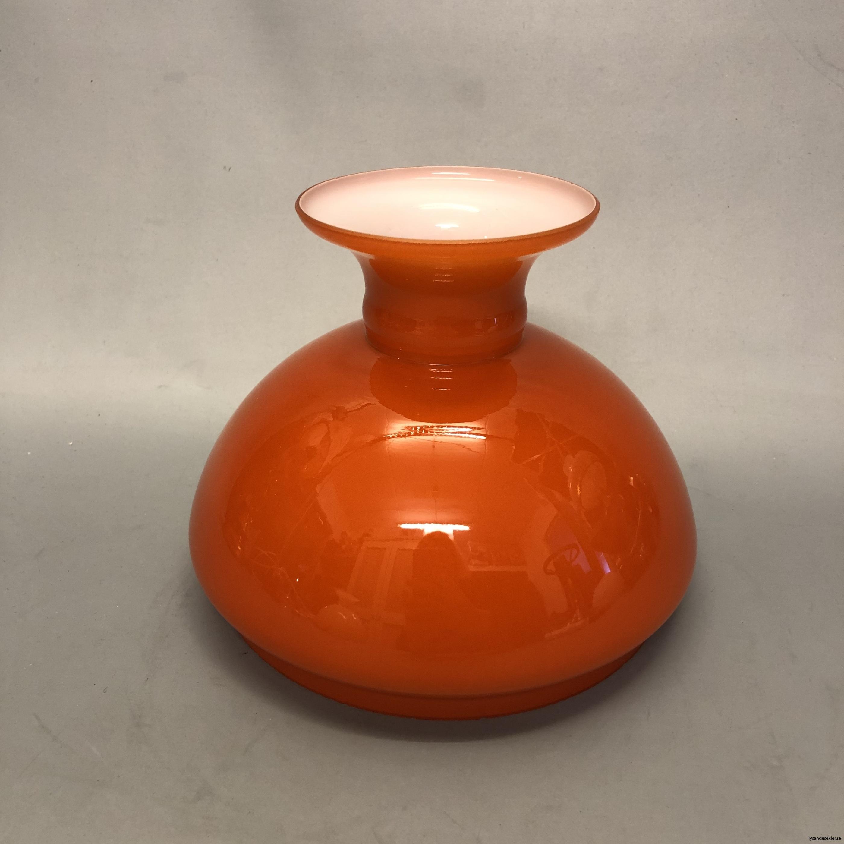 färgad vesta vestaskärm i färg fotogenskärm grön röd gul orange skärm till fotogenlampa54