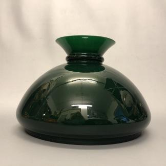 Vestaskärm mörkgrön - 190 mm (Skärm till fotogenlampa) - Vesta mörkgrön 190 mm