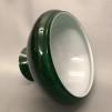Vestaskärm mörkgrön - 190 mm (Skärm till fotogenlampa)