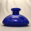 Vestaskärm mörkblå - 235 mm (Skärm till fotogenlampa) - Vesta marinblå 235 mm