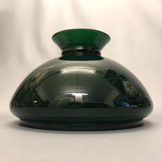 Vestaskärm mörkgrön - 235 mm (Skärm till fotogenlampa) - Vesta mörkgrön 235 mm