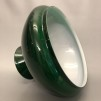 Vestaskärm mörkgrön - 235 mm (Skärm till fotogenlampa)