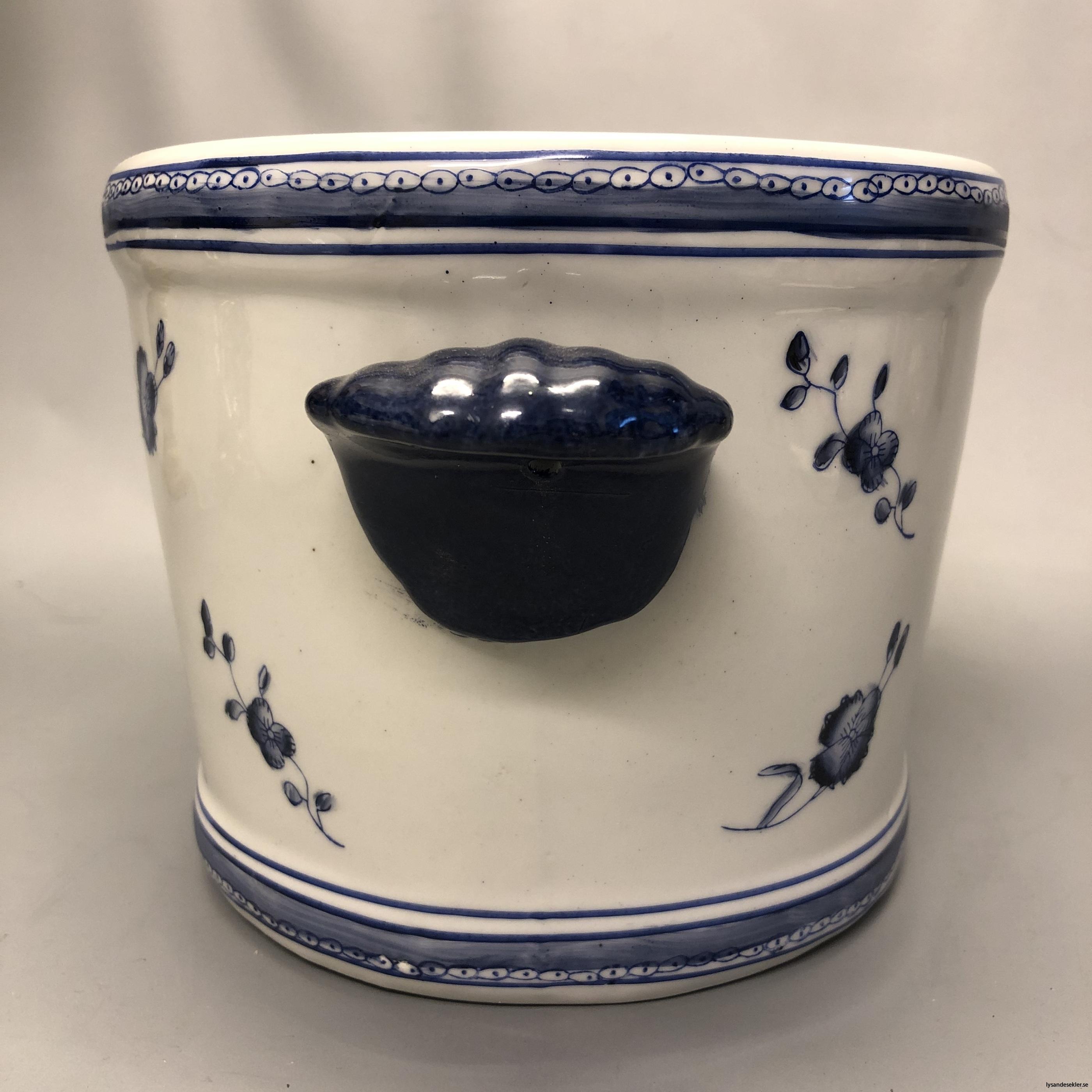 oval kruka målad keramik8