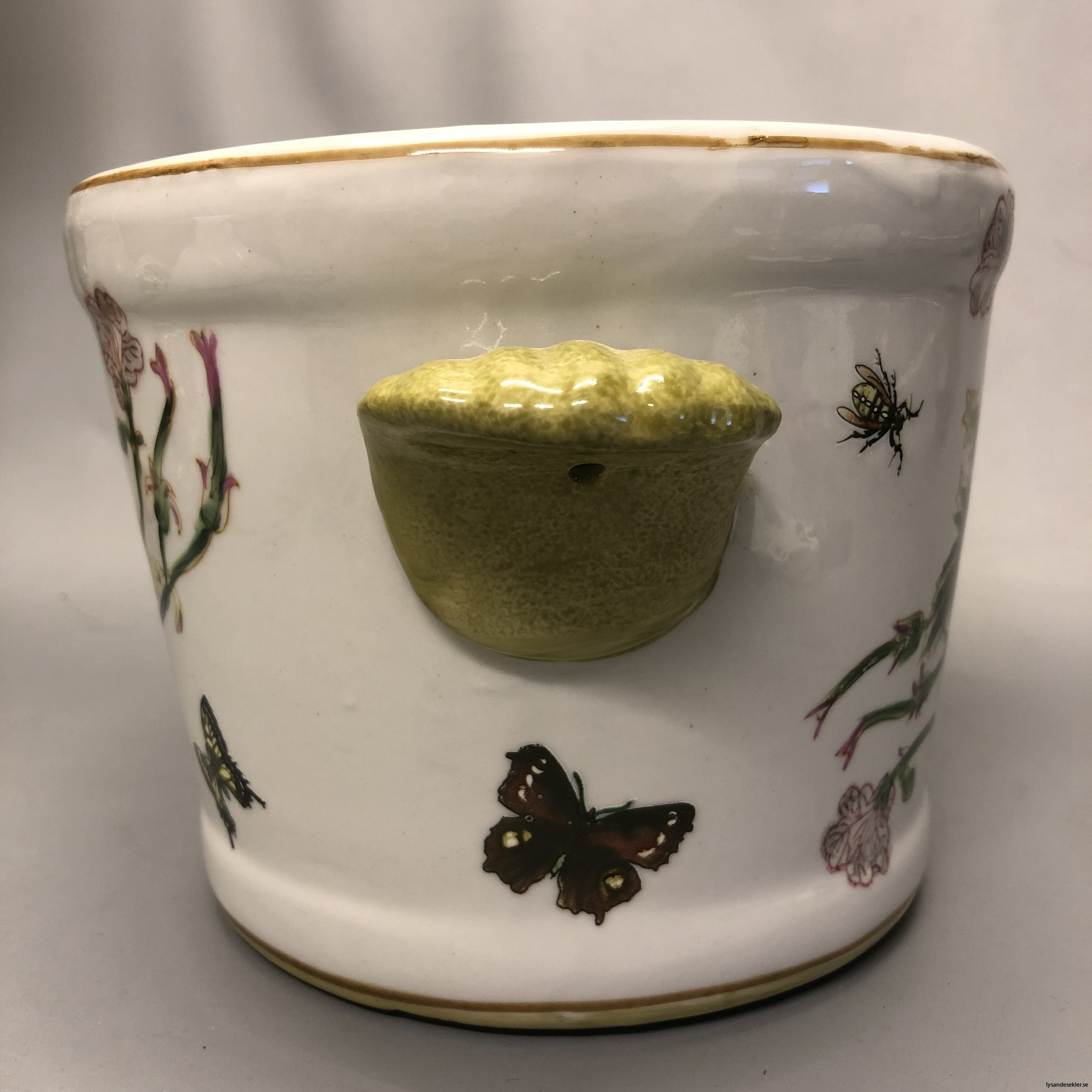 oval kruka målad keramik3