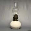 52 mm - Linjeglas 14''' lökformat (Glas till fotogenlampa)
