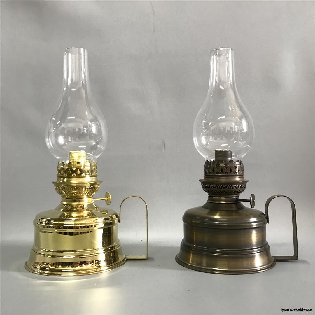 korta svängda 14''' lampglas