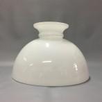 Rochesterskärm opal - 280 mm (Skärm till fotogenlampa)