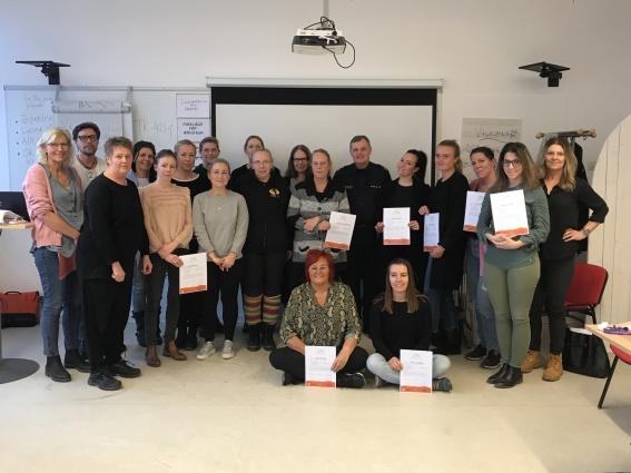 ANDT-coachutbildningen i februari 2019